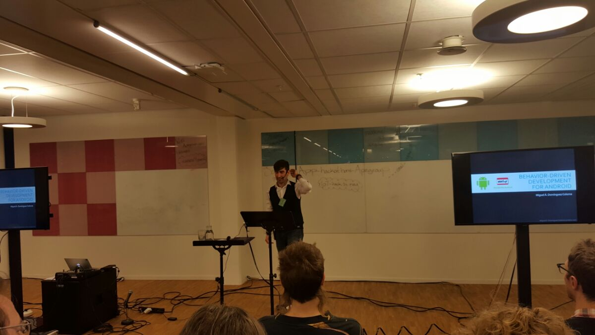 Stockholm Android Meetup